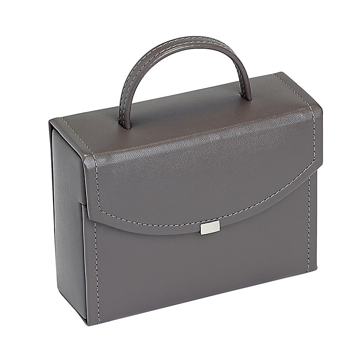 Mink Travel Suitcase Jewellery Box - Product number 2268876