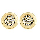 Swarovski gold-plated stone set earrings - Product number 2270242
