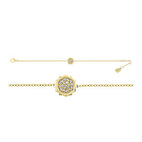 Swarovksi Bolt gold-plated crystal bracelet - Product number 2270382