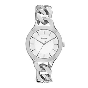 DKNY Ladies' Stainless Steel Bracelet Watch - Product number 2275724