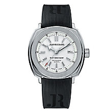 JEANRICHARD Terrascope men's automatic rubber strap watch - Product number 2279703