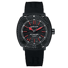 JEANRICHARD Aquascope men's black rubber strap watch - Product number 2279754