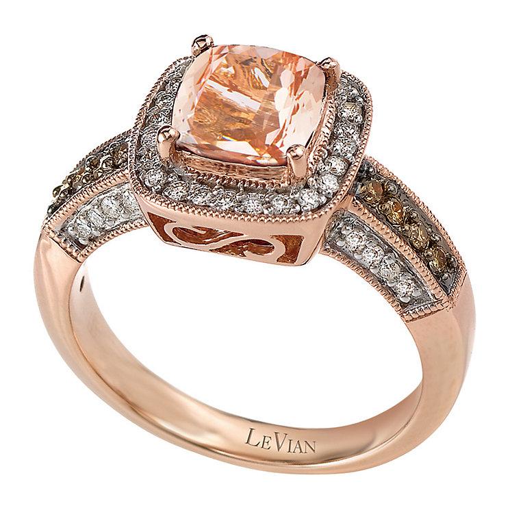 Ernest Jones Chocolate Diamond Rings