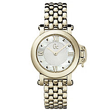 GC Bijou ladies' gold-plated bracelet watch - Product number 2283166