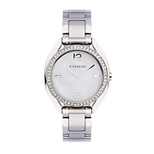 Coach Ladies' Stainless Steel Bracelet Watch - Product number 2283700