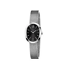 Calvin Klein ladies' stainless steel bracelet watch - Product number 2284057