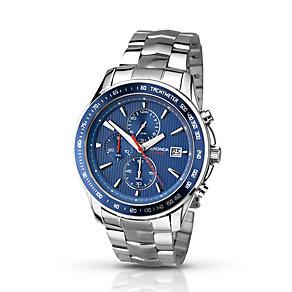 Sekonda Men's Navy Dial & Stainless Steel Bracelet Watch - Product number 2284308