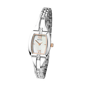 Sekonda Ladies' Mother Of Pearl Link Bangle Watch - Product number 2284677