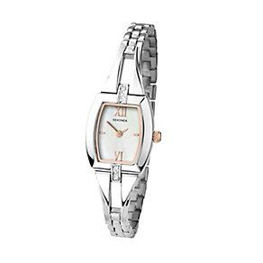 Sekonda Ladies' Mother Of Pearl Link Bangle Watch - Product number 2284677