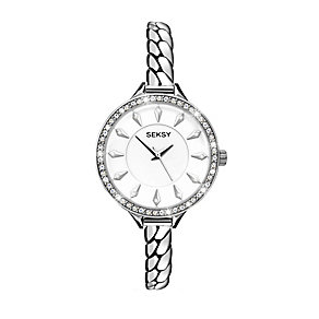 Sekonda Seksy Ladies' Embrace Swarovski Elements Chain Watch - Product number 2284758