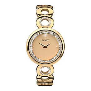 Sekonda Seksy Ladies' Crystal Eclipse Watch - Product number 2284766