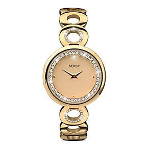 Sekonda Seksy Ladies' Crystal Eclipse Watch - Product number 2284766