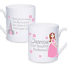 Fabulous Bridesmaid Mug - Product number 2288052