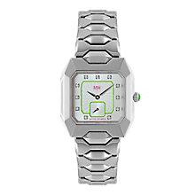 MW By Matthew Williamson Stone Set Steel Bracelet Watch - Product number 2291932