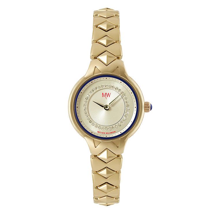 MW by Matthew Williamson Ladies' Bracelet Watch - Product number 2291940