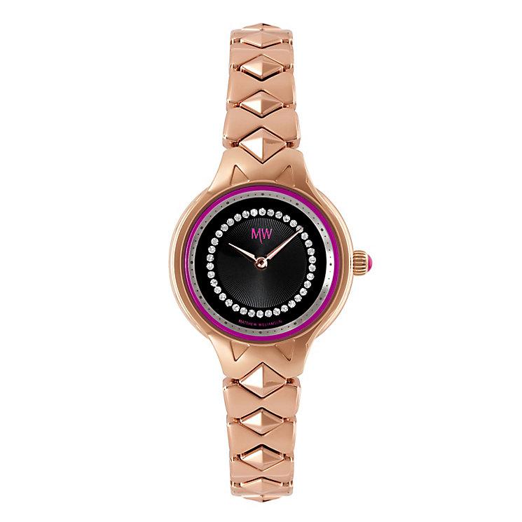 MW by Matthew Williamson Ladies' Bracelet Watch - Product number 2291959