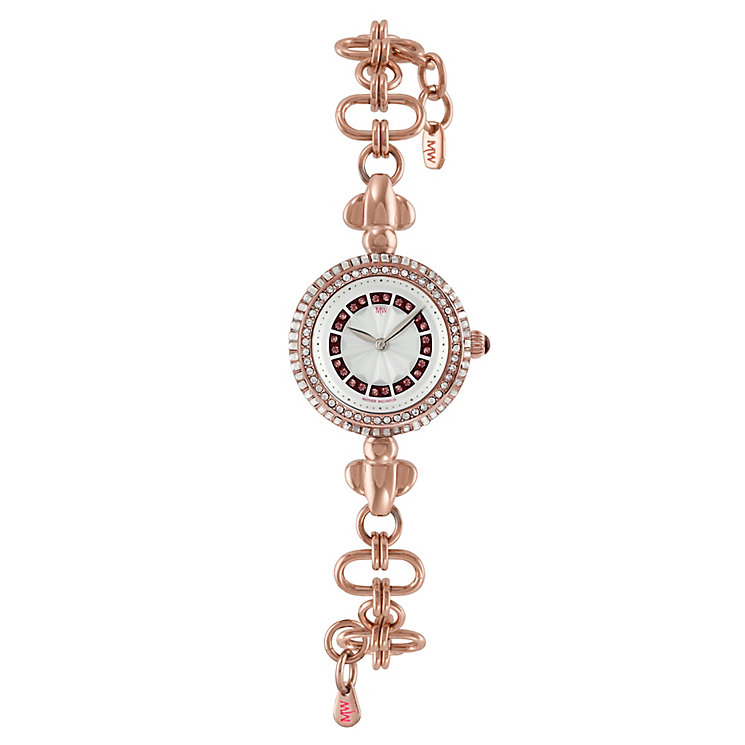MW by Matthew Williamson Ladies' Bracelet Watch - Product number 2292017
