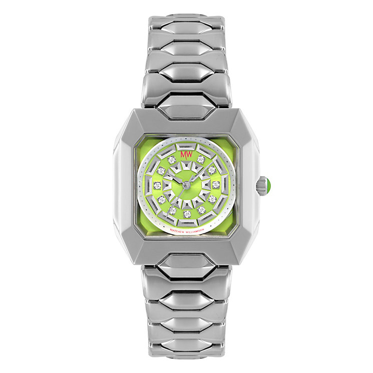 Limited Edition MW by Matthew Williamson Ladies' Watch - Product number 2292025