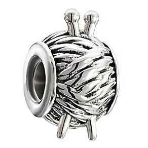 Chamilia Sterling Silver Ball Of Yarn Bead - Product number 2293676