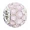 Chamilia Silver Rose Opal Swarovski Crystal Splendour Bead - Product number 2293773