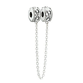 Chamilia Sterling Silver Tiara Safety Lock - Product number 2293811