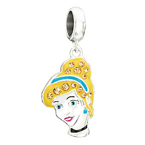 Chamilia Silver & Swarovski Elements Disney Cinderella Bead - Product number 2293927