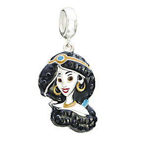 Chamilia Silver & Swarovski Crystal Disney Jasmine Bead - Product number 2293978