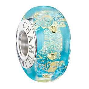 Chamilia Silver & Murano Glass Magic Carpet Ride Bead - Product number 2293986