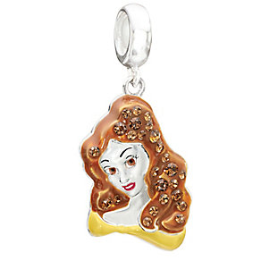 Chamilia Silver & Swarovski Elements Disney Belle Bead - Product number 2293994