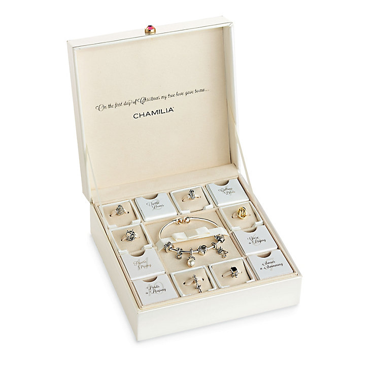 Chamilia 12 Days of Christmas Limited Edition Bead Gift Set - Product number 2294044