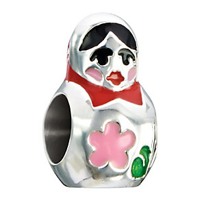 Chamilia Sterling Silver Matryoshka Russian Doll Bead - Product number 2294087