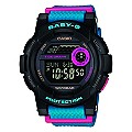Casio Baby-G Ladies' Blue & Pink Resin Strap Digital Watch - Product number 2302101
