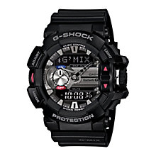 G-Shock Men's Bluetooth Grey Resin Digital Watch - Product number 2302152