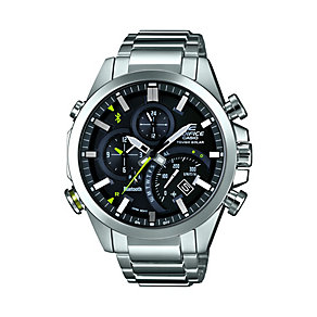 Casio Edifice Men's Stainless Steel Bluetooth Watch - Product number 2302160