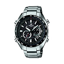Casio Edifice Men's Stainless Steel Chronograph Watch - Product number 2302195