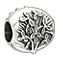 Chamilia sterling silver January Flower Snow Drop bead - Product number 2302942