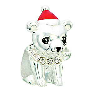Chamilia sterling silver Polar Bear charm - Product number 2302993