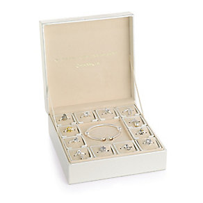 Chamilia 12 Days of Christmas bead & bracelet gift set - Product number 2303051