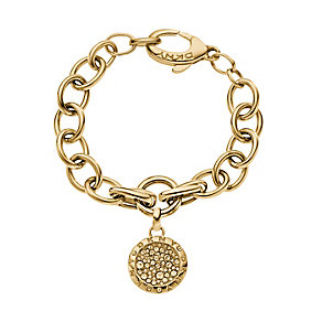 DKNY Light Colorado Topaz Round Disc Bracelet - Product number 2306255