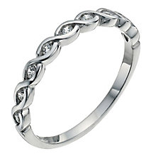 Sterling Silver & Cubic Zirconia Ring - Product number 2306700