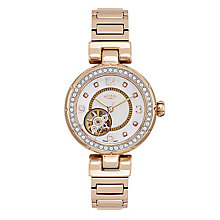 Rotary Paris ladies' rose gold-plated bracelet watch - Product number 2308886