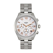 Rotary Paris ladies' stainless steel bracelet watch - Product number 2308908