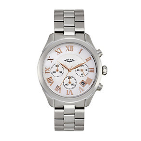 Rotary Paris ladies' stainless steel bracelet watch - Product number 2308908