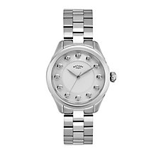 Rotary Paris ladies' stainless steel bracelet watch - Product number 2309033