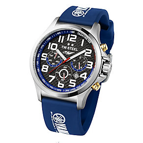 TW Steel men's blue rubber strap watch - Product number 2309696