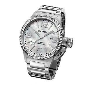 TW Steel ladies' stainless steel bracelet watch - Product number 2310031