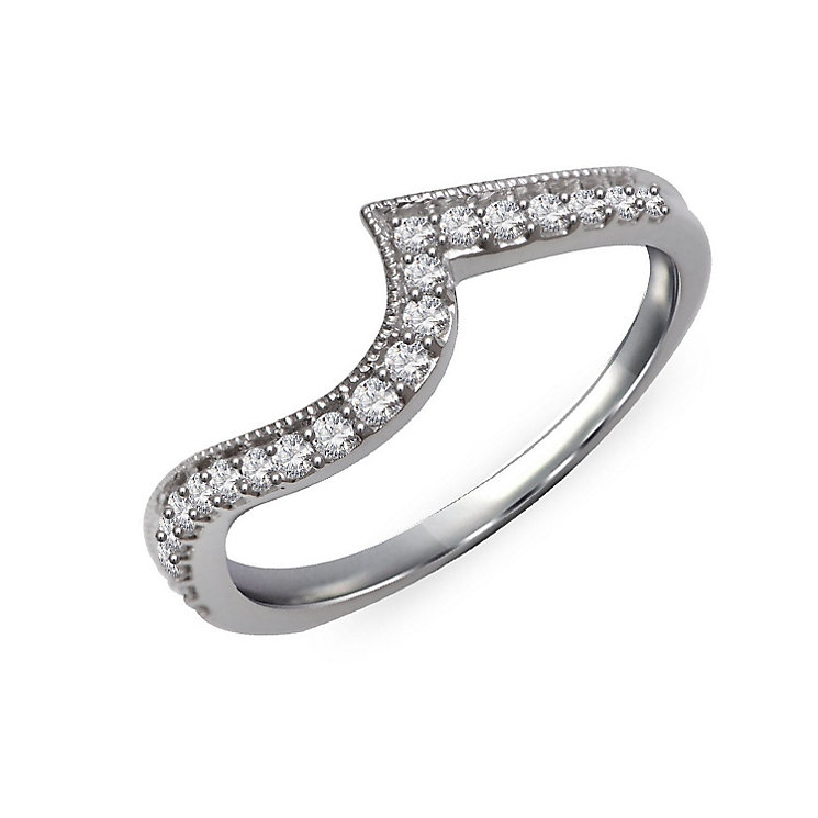 Perfect Fit 9ct White Gold & Diamond Eternity Ring - Product number 2311011