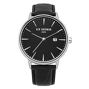 Ben Sherman Men's Portobello Professional Black Watch - Product number 2317710