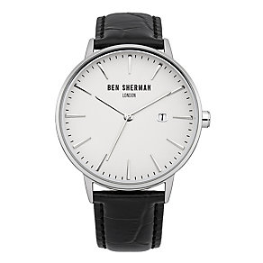 Ben Sherman Men's Portobello Professional White Dial Watch - Product number 2317737