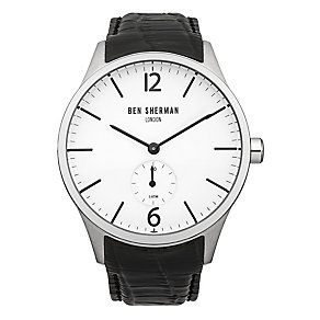 Ben Sherman Men's Spitalfields Professional Black Watch - Product number 2317745